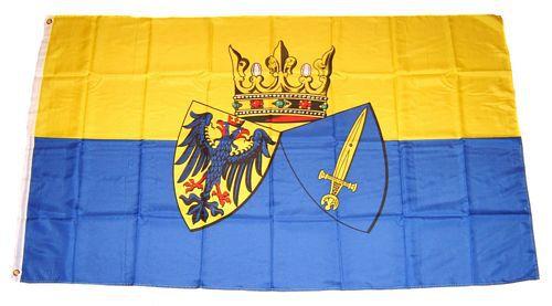 Flagge / Fahne Essen Wappen Hissflagge 90 x 150 cm