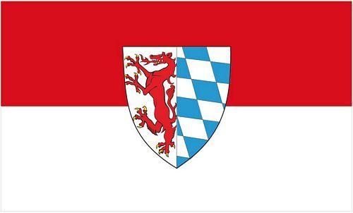 Fahne / Flagge Vilsbiburg 90 x 150 cm