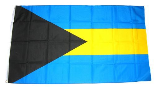 Flagge / Fahne Bahamas Hissflagge 90 x 150 cm