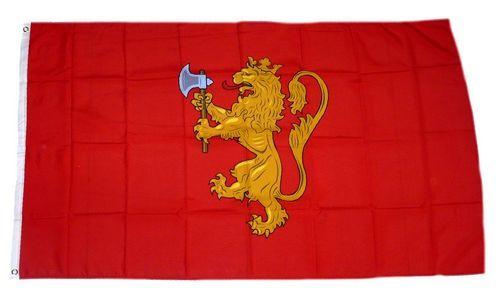 Fahne / Flagge Norwegen Royal 90 x 150 cm
