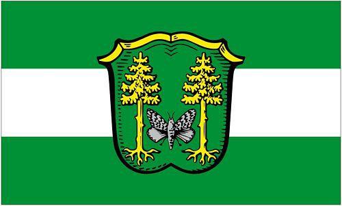 Flagge / Fahne Markt Kirchseeon 90 x 150 cm