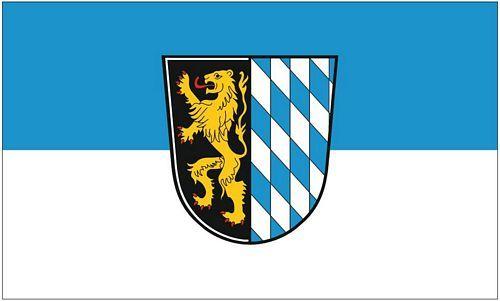Fahne / Flagge Wiesloch 90 x 150 cm