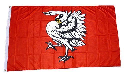 Fahne / Flagge Kreis Stormarn 90 x 150 cm