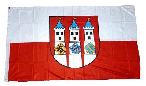 Fahne / Flagge Bad Langensalza 90 x 150 cm