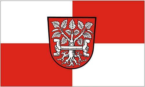 Fahne / Flagge Birkenau 90 x 150 cm