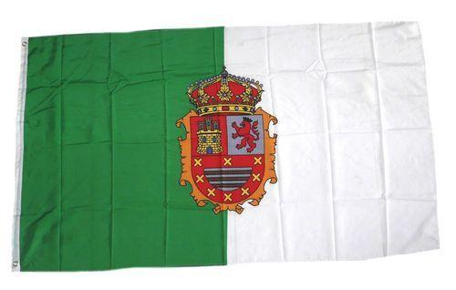 Fahne / Flagge Spanien - Fuerteventura 90 x 150 cm