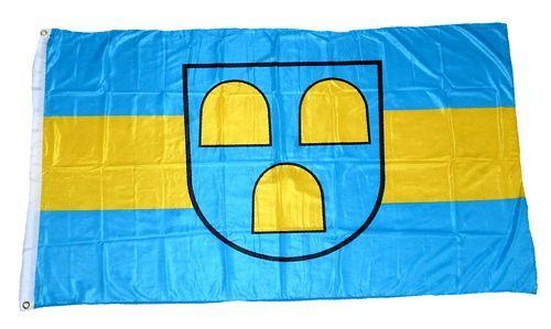 Fahne / Flagge Bühl 90 x 150 cm