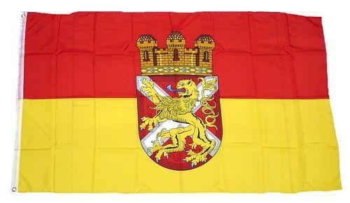 Flagge / Fahne Lehrte Hissflagge 90 x 150 cm