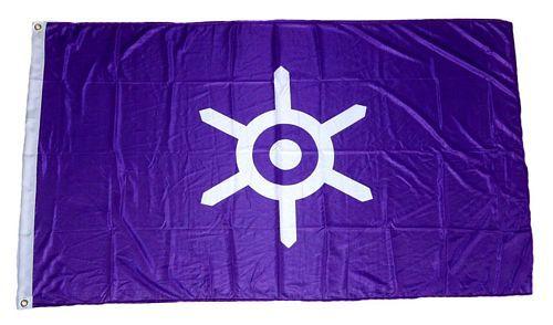 Flagge / Fahne Japan - Tokio Hissflagge 90 x 150 cm