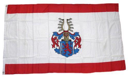 Flagge / Fahne Alsfeld Hissflagge 90 x 150 cm