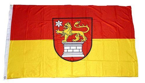 Fahne / Flagge Schöningen 90 x 150 cm