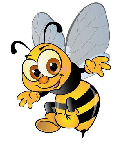 Aufkleber Sticker Biene Imker Autoaufkleber