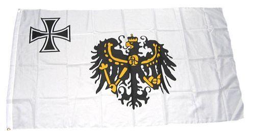 Fahne / Flagge Preußen 90 x 150 cm