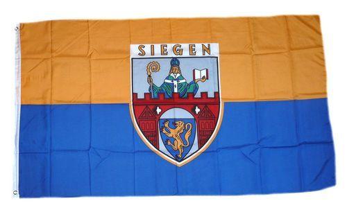 Fahne / Flagge Siegen 90 x 150 cm