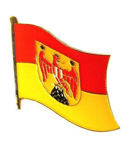 Flaggen Pin Österreich - Burgenland NEU Fahne Flagge Anstecknadel