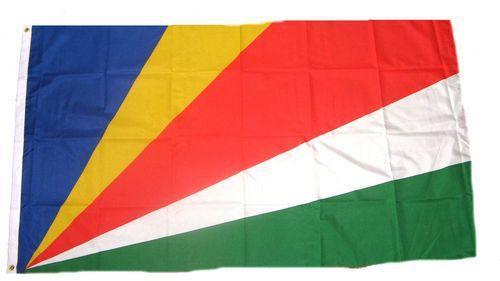 Flagge / Fahne Seychellen Hissflagge 90 x 150 cm