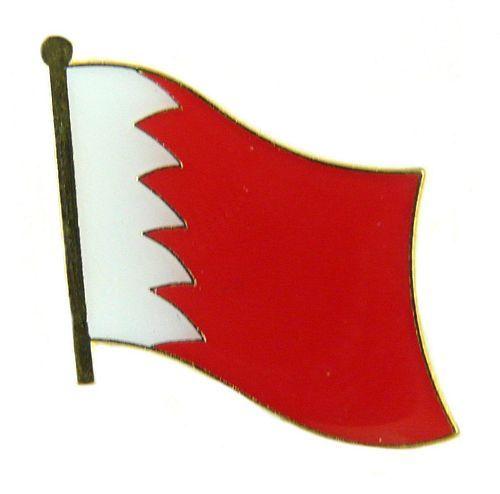 Flaggen Pin Fahne Bahrain NEU Pins Anstecknadel Flagge