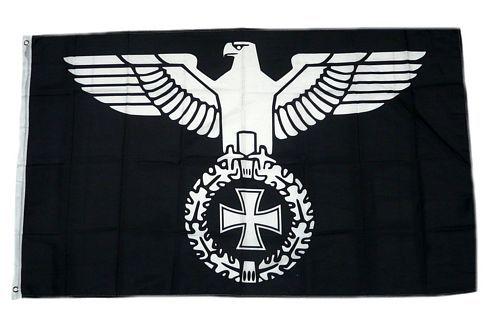 Fahne / Flagge Deutsches Reich Reichsadler 90 x 150 cm