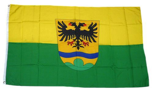 Flagge / Fahne Landkreis Deggendorf Hissflagge 90 x 150 cm