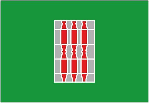 Fahnen Aufkleber Sticker Italien - Umbrien