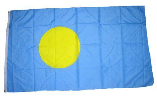 Flagge / Fahne Palau Hissflagge 90 x 150 cm