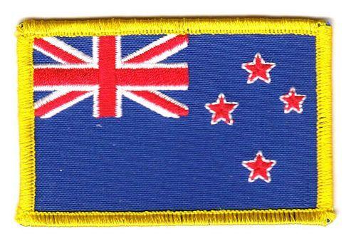 Flaggen Aufn/äher Patch Malaysia Schrift Fahne NEU