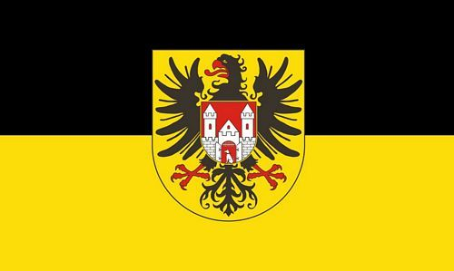 Fahne / Flagge Quedlinburg 90 x 150 cm