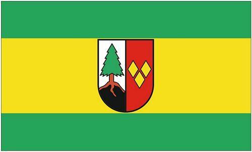 Fahne / Flagge Landkreis Lüchow Dannenberg 90 x 150 cm