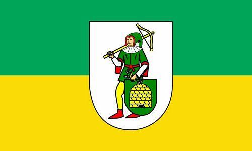Fahne / Flagge Feucht 90 x 150 cm