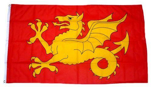 Fahne / Flagge England - Wessex 90 x 150 cm