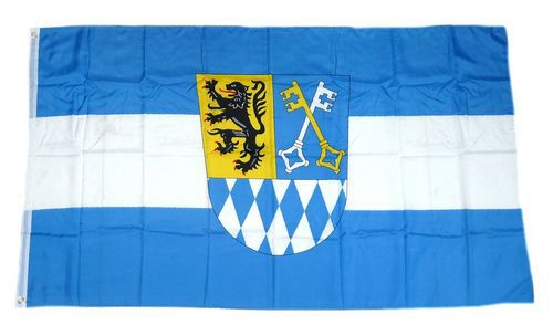 Flagge / Fahne Berchtesgadener Land Hissflagge 90 x 150 cm