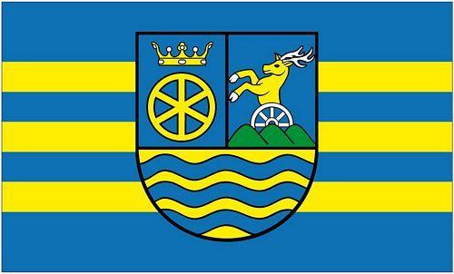 Fahne / Flagge Slowakei - Trnava 90 x 150 cm