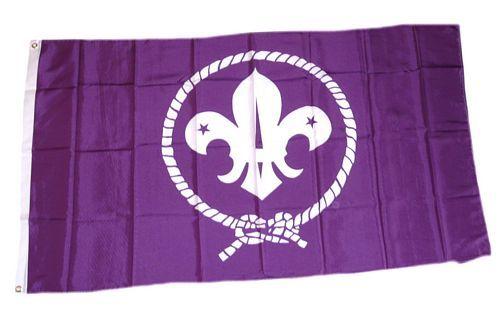 Fahne / Flagge Boy Scouts of America 90 x 150 cm