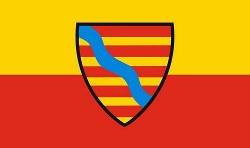 Fahne / Flagge Lohr am Main 90 x 150 cm