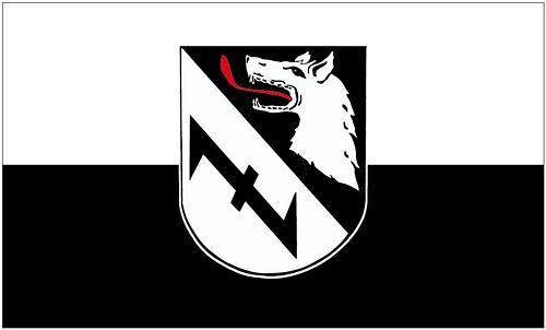 Fahne / Flagge Burgwedel 90 x 150 cm