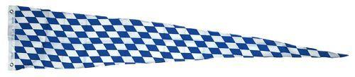Langwimpel Bayern Rauten 30 x 150 cm