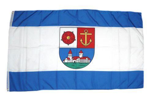 Flagge / Fahne Riesa Elbe Hissflagge 90 x 150 cm