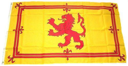 Fahne / Flagge Schottland Royal 150 x 250 cm