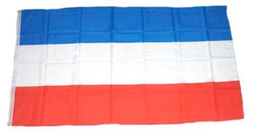 Flagge Fahne Serbien und Montenegro 60 x 90 cm