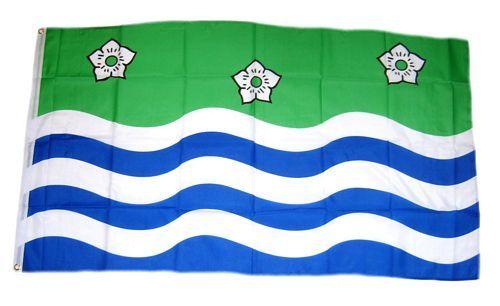 Fahne / Flagge England - Cumbria 90 x 150 cm