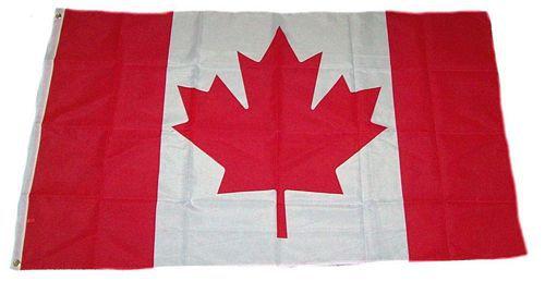 Flagge / Fahne Kanada Hissflagge 90 x 150 cm
