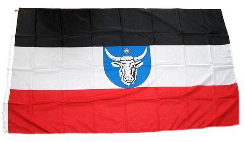 Flagge Fahne Deutsche Südwestkolonie 90 x 150 cm