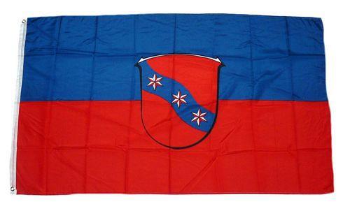 Flagge / Fahne Erbach Odenwald Hissflagge 90 x 150 cm