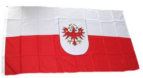 Fahne / Flagge Österreich - Tirol 90 x 150 cm
