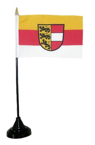Tischfahne Österreich - Kärnten 11 x 16 cm Fahne Flagge