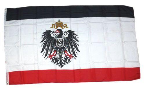 Fahne / Flagge Kaiserreich Adler 90 x 150 cm
