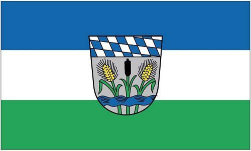 Fahne / Flagge Olching 90 x 150 cm
