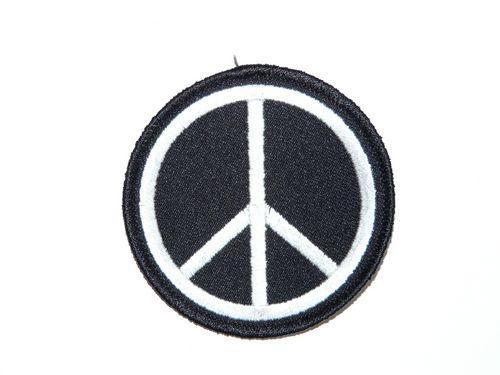 Aufnäher Patch Peace
