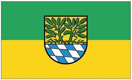 Fahne / Flagge Nittenau 90 x 150 cm