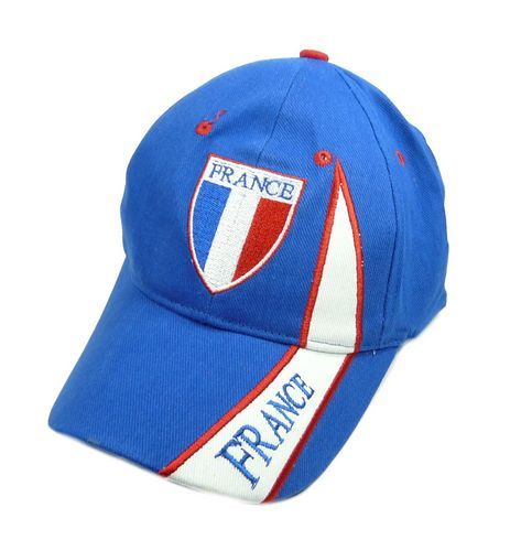 Basecap Frankreich